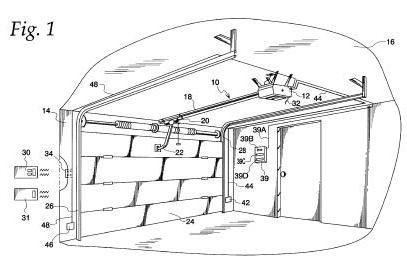 Universal Garage Door Opener Not Subject To Dmca